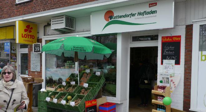 Neuer Hofladen in Barmbek!